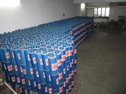 Submersible Mud Barrel Storage Room