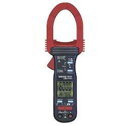TRMS Digital Clampmeter (Datalogger) with PC Interface KM -135