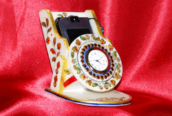 Marble Mobile Stand