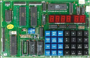 microprocessor trainer kit model quicknet