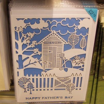 Laser Cut Greeting Cards