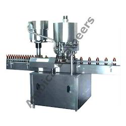 Automatic Four Head Capping Machine