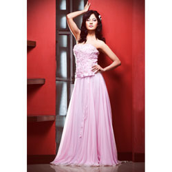4e470940aea Western Evening Gowns - Western Evening Gown Exporter from Chandigarh