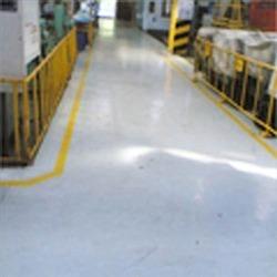 Complete Epoxy Flooring Service
