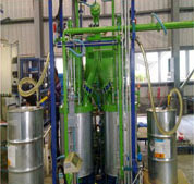 Automatic Metering & Thin Film Degassing Mixers