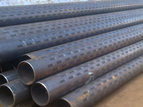 Slotted Pipe Slotted Pipe Screen Pipes Casing Pipes