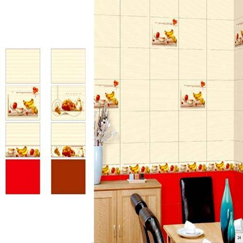 Luster Ivory Kitchen Concept Wall Tiles, रसोई की टाइल