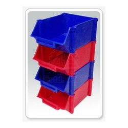 Galvanized Plastic Bins