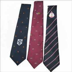 Single Logo Necktie