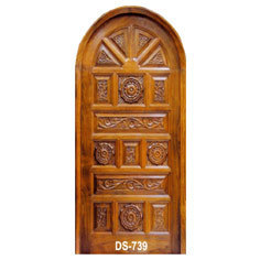Wood Carved Doors DS-739