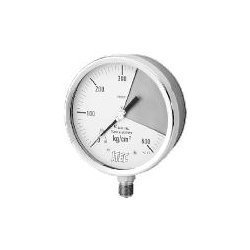 Bourden Pressure Gauges