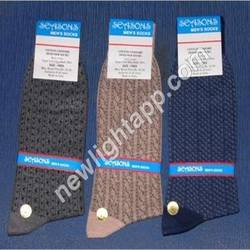 Cotton Blended Socks
