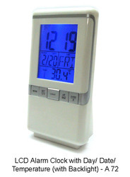 Promotional Digital Clock
