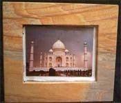 Sandstone Photo Frame