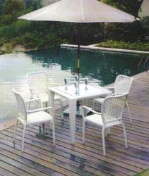 Garden Tea Table Set