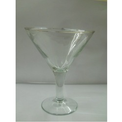 Cone Shaped Glass