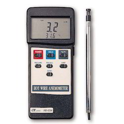 Hot Wire Thermal Anemometer