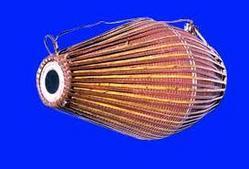 Khol Musical Instrument in Fibre