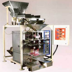 Collar Type Form Fill & Seal Machines