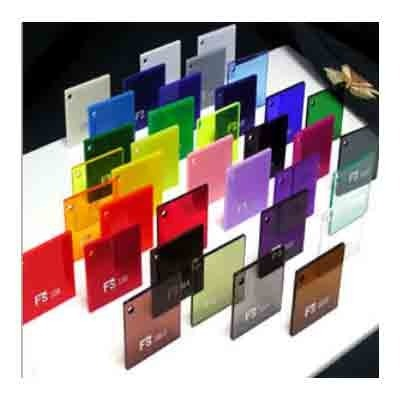 Colored Acrylic Sheets at Rs 26 /sheet(s) | Acrylic Glass Sheet ...