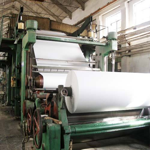 paper mill machines exporter from new delhi