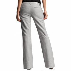 Ladies Formal Trousers, Packaging Type: Packet, Size: S-XXL