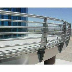 Sleek Steel Railings