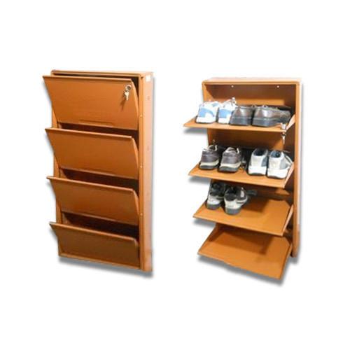 Orange Four Rack Shoe Box Rs 3800 Pieces Lalsons Enterprises