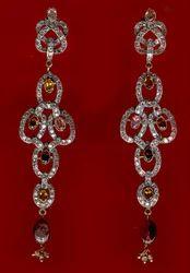 Silver Earring-Si001