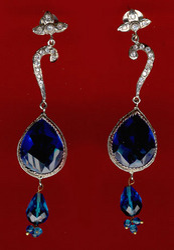 Silver Earring-si005