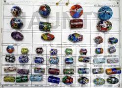 Big Hole Murano Glass Beads For Jewelry Making