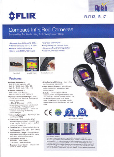 Compact InfraRed Camera