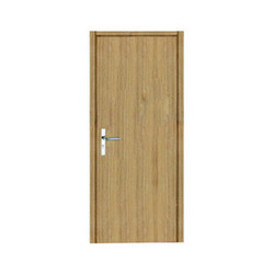Wood Teak Face Flush Door, Size: 8x4 Feet, Size/Dimension: 8x4 Feet