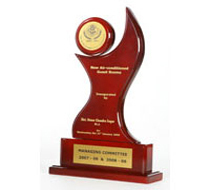 We Are Amongst The Prominent Organizations Who Is Engaged In Manufacturing A Qualitative Range Of Wooden Trophies An Array Attractive