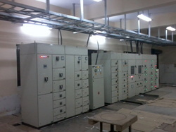 Control Panel Installations - Main Panel Room Work Manufacturer ...