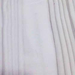 Rubia Lone White Fabrics, For Dress