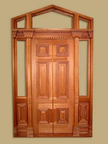 Wooden Door Frames - View Specifications & Details of Wooden
