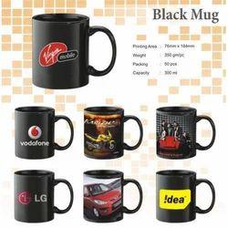Black Mugs