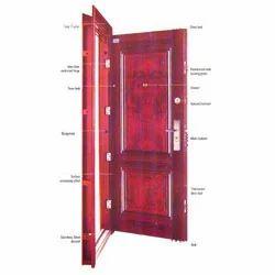 Customized Safety Doors