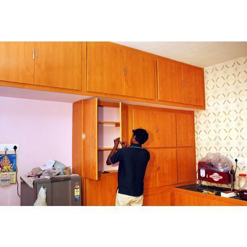 PVC Kitchen Cupboards