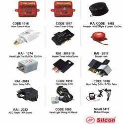 Horn Tuner Head Light Relay Four Wheeler Auto Parts Bhakti
