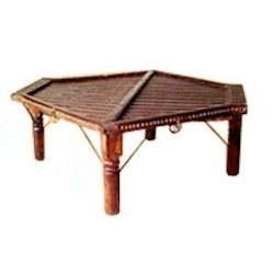 Cart Old Style Brass worked Coffee Table
