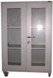Minor Glass Door Cupboard (Office Use)