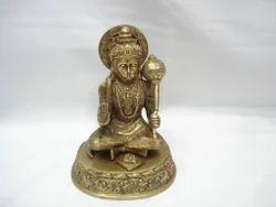 Hanuman Ji Sitting Statue