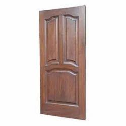 Main Entrance Doors Glass And Wood Panel Door