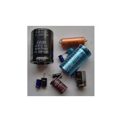 ECAP - Electrolytic Capacitors