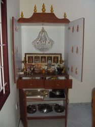 Pooja Room Pooja Cupboard Manufacturer From Coimbatore