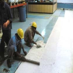 Industrial Heavy Duty Floor Coating