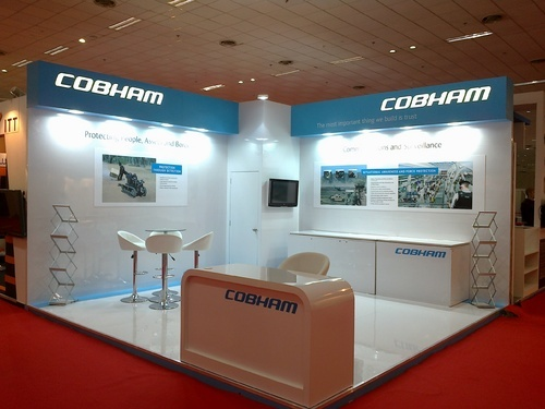 Exhibition Stall Decoration : Exhibition stall fabrication services
