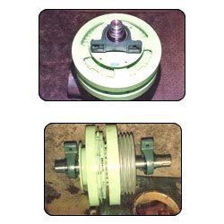 Pneumatic Clutch and Brake Assembly